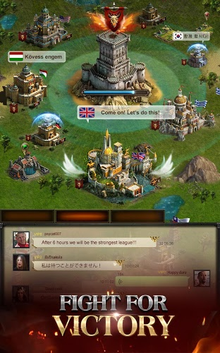Play Clash of Kings on PC 6