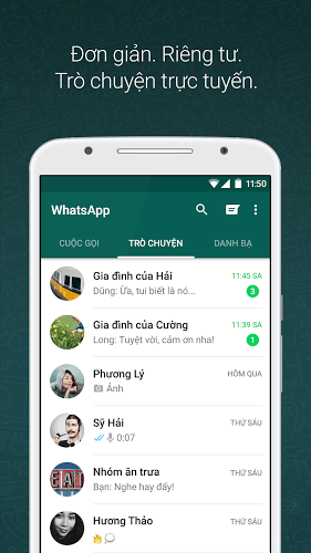 Chơi WhatsApp on PC 2