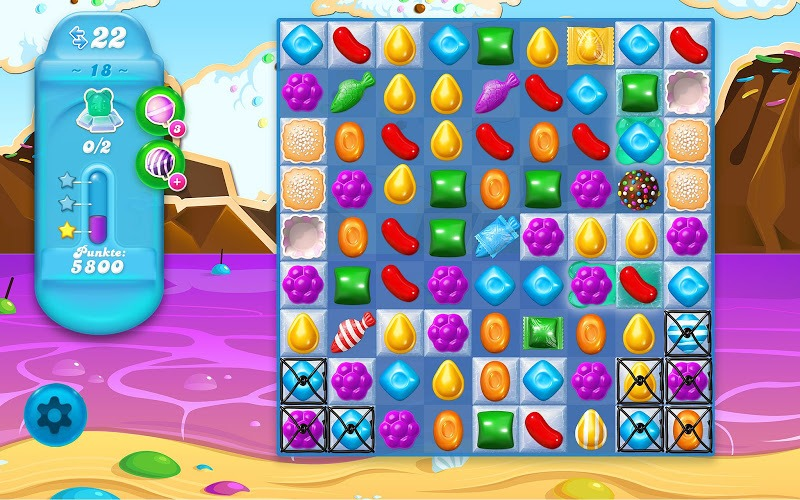 Candy Crush Soda Saga Spielen