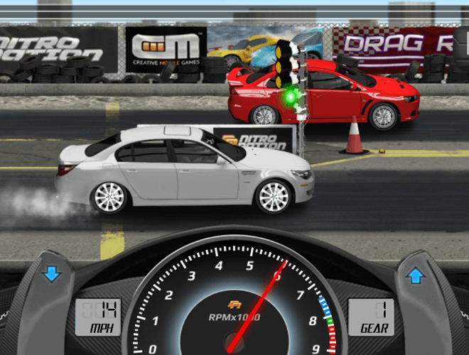 즐겨보세요 Drag Racing on pc 10