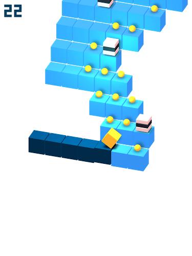 เล่น Cube Roll on PC 9