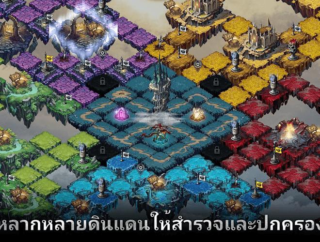 เล่น Heir of Light on PC 6