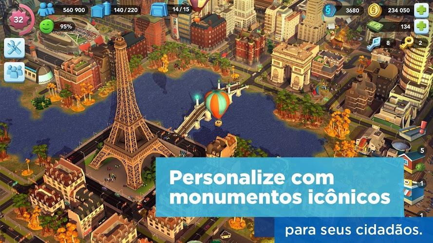 Jogue SimCity BuildIt para PC 4