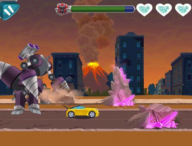 Play Transformers Rescue Bots: Dash on PC 8