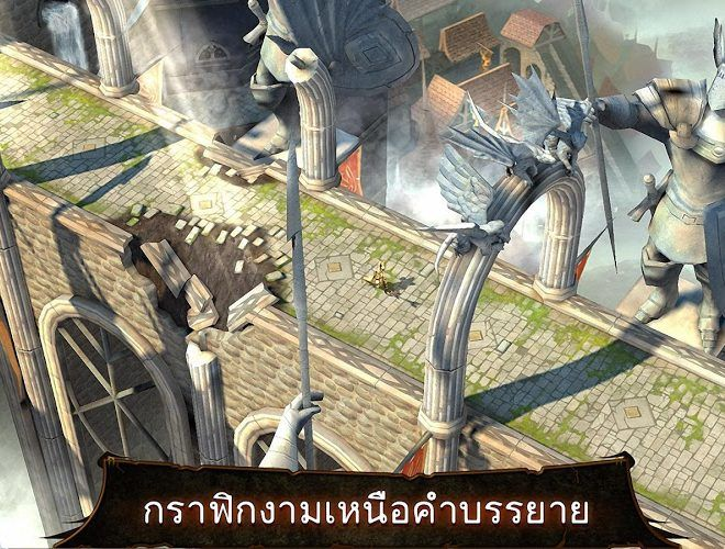 เล่น Dungeon Hunter 4 on PC 5