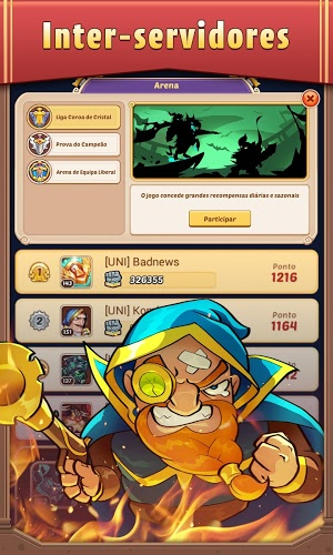 Jogue Idle Heroes para PC 6