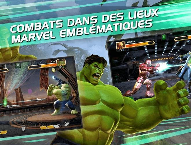 Jouez à  Marvel Contest of Champions sur PC 16