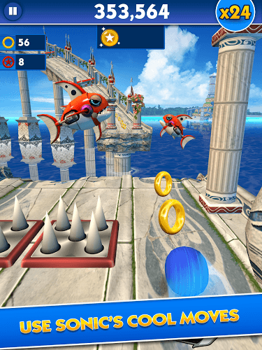 إلعب Sonic Dash on PC 10
