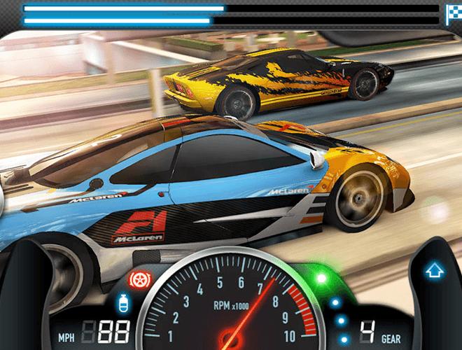 Jogue CSR Racing para PC 12