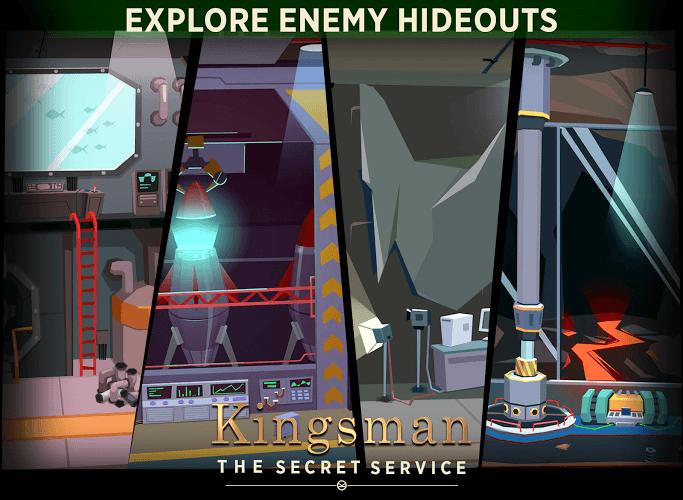 Играй Kingsman — The Secret Service На ПК 16