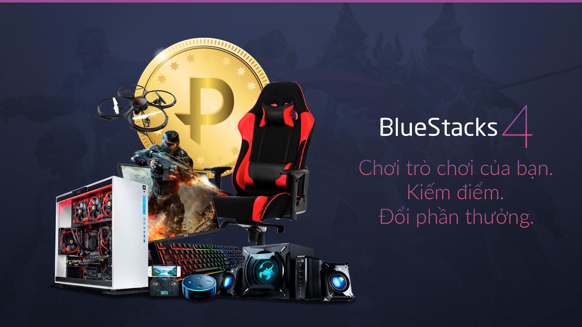 BlueStacks 4: 8 Cải tiến giúp game thủ chơi game Android hoàn hảo nhất