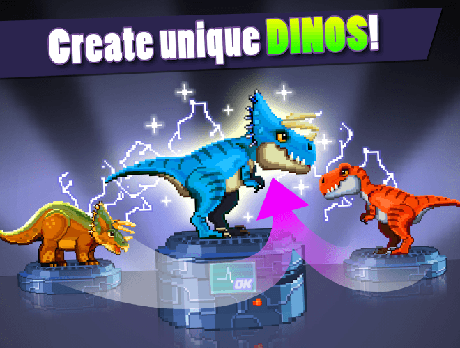 Play Dino Factory on pc 10