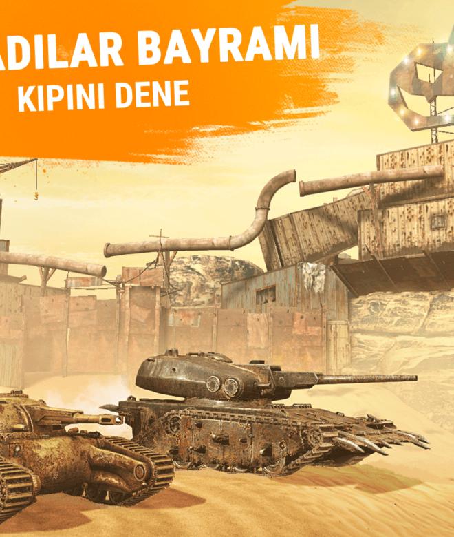 World Of Tanks Blitz İndirin ve PC'de Oynayın 15