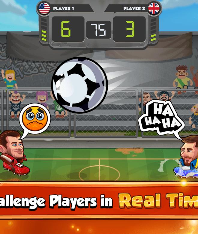 Play Kafa Topu 2 on PC 4