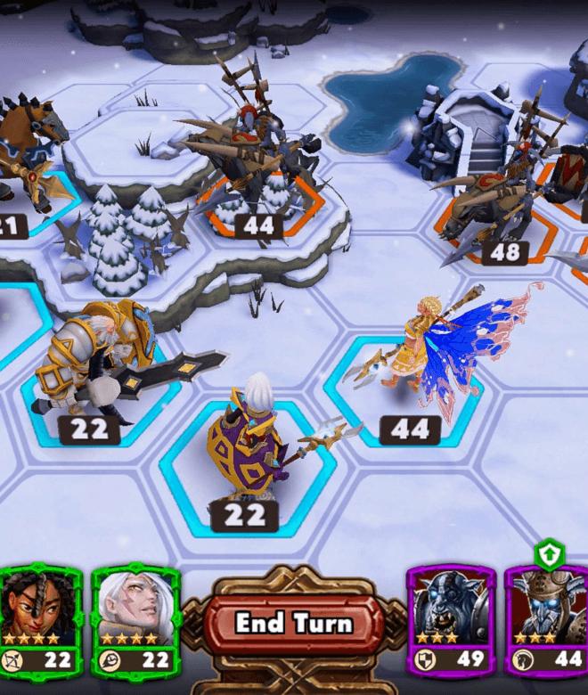 Juega Warlords of Aternum en PC 8