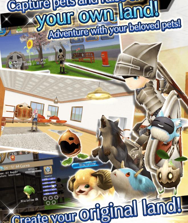 Main RPG Toram Online on PC 20