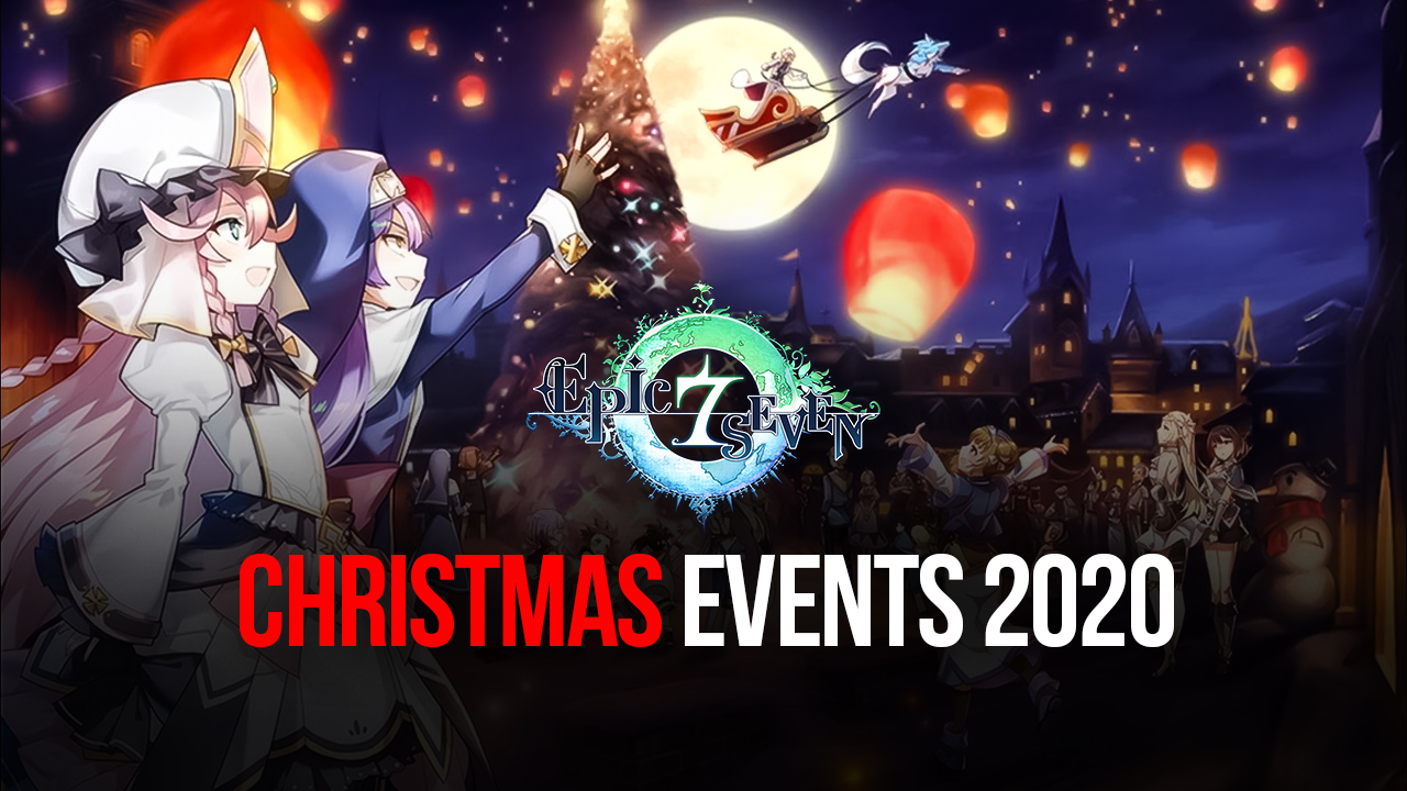 Epic Seven December Patch Brings New Christmas Events, a New Character, and Other Interesting Additions