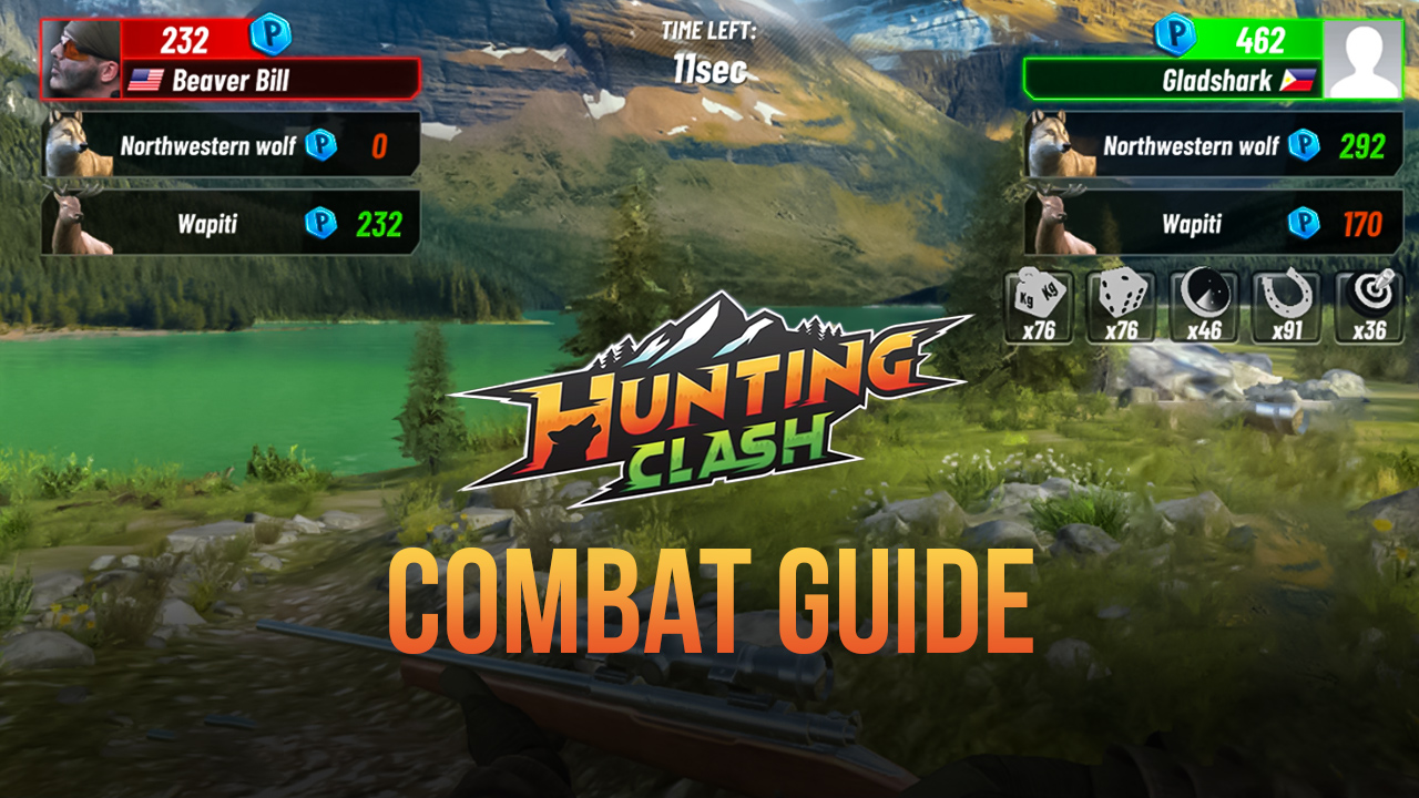 Best Way to Win Duels in Hunting Clash on PC