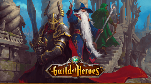 Jogue Guild of Heroes para PC 14