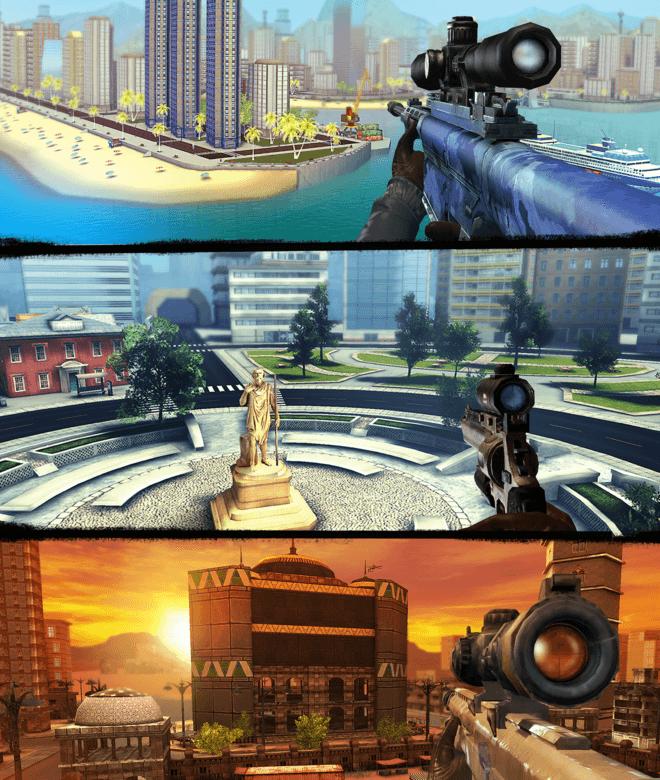 Jogue Sniper 3D Gun Shooter para PC 16