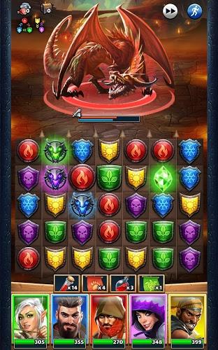 Играй Empires & Puzzles: RPG Quest На ПК 19