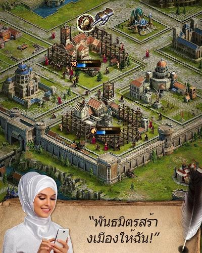 เล่น Clash of Queens on PC 15