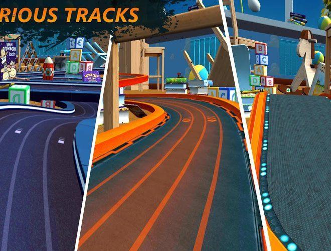 Play War Tank Racing Online 3d on PC 9
