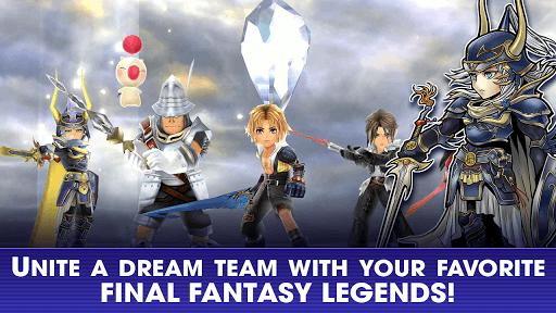 เล่น Dissidia Final Fantasy Opera Omnia on PC 4
