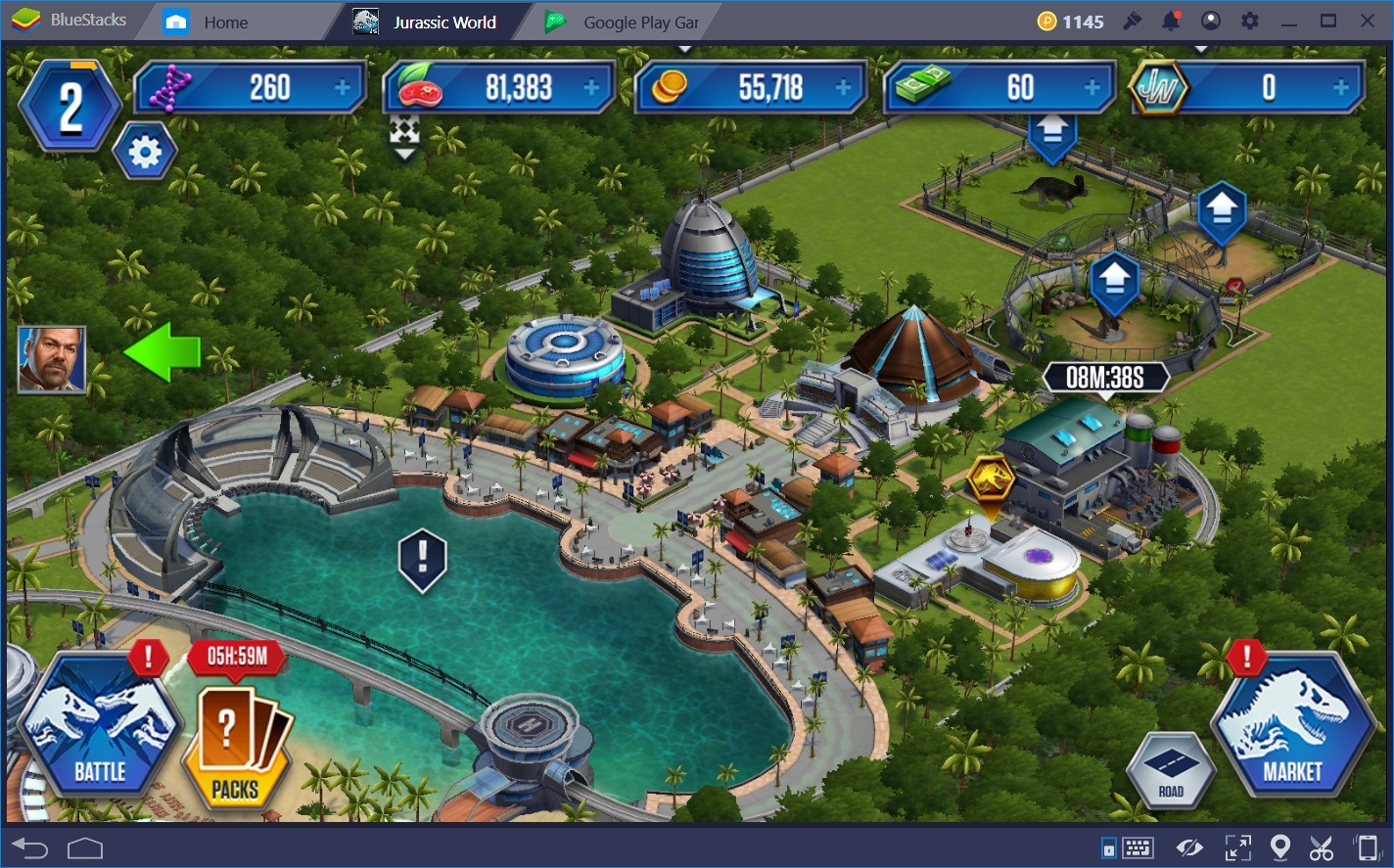 5 Reasons Why You Should Play Jurassic World: The Game