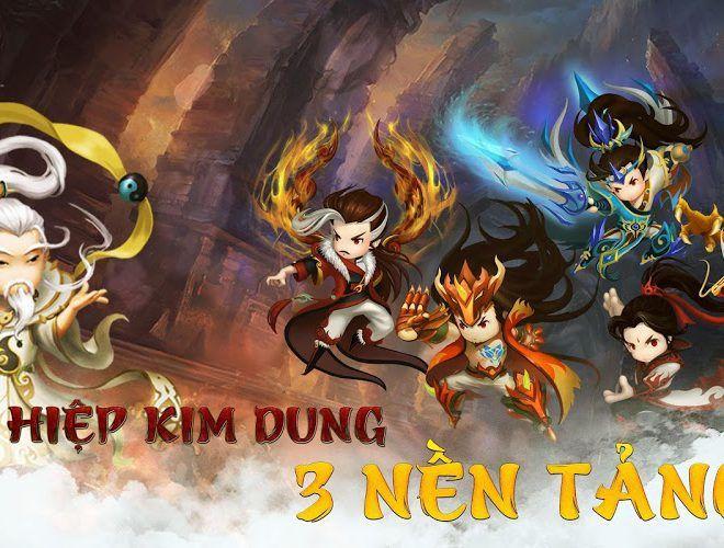 Chơi Mộng Giang Hồ on PC 25