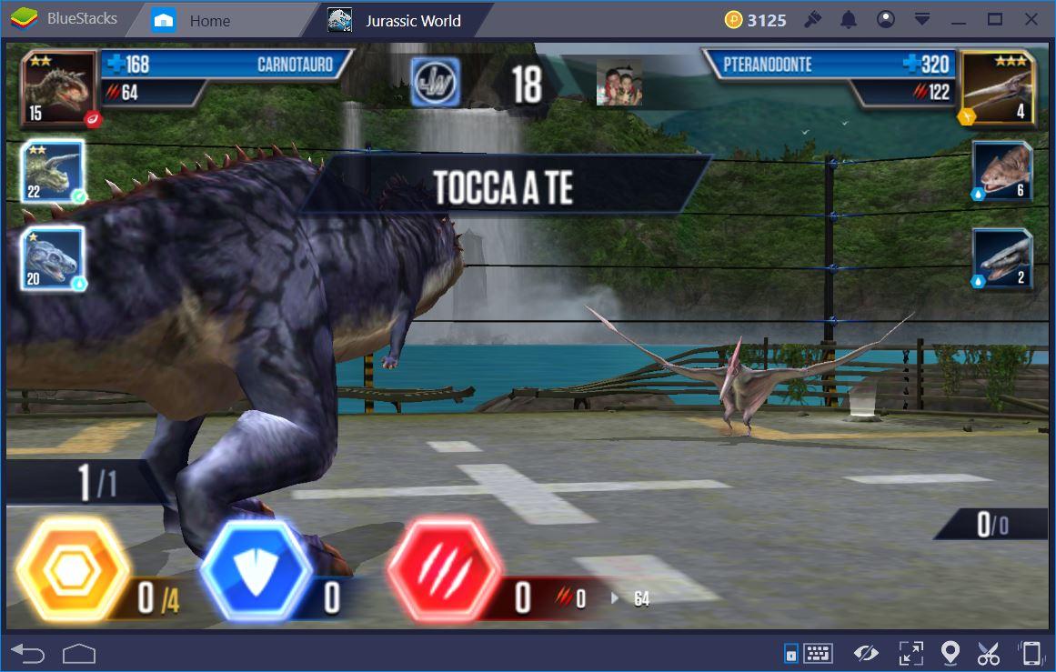 Jurassic World Il Gioco: Come Vincere nell'Arena