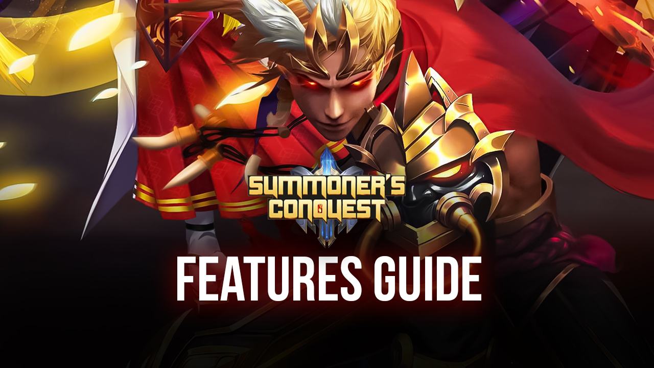 Summoner's Conquest on PC – How to Streamline Your Game Using BlueStacks