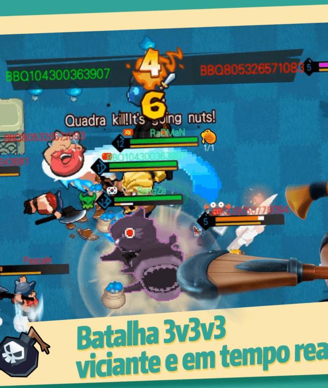 Jogue BarbarQ para PC 3