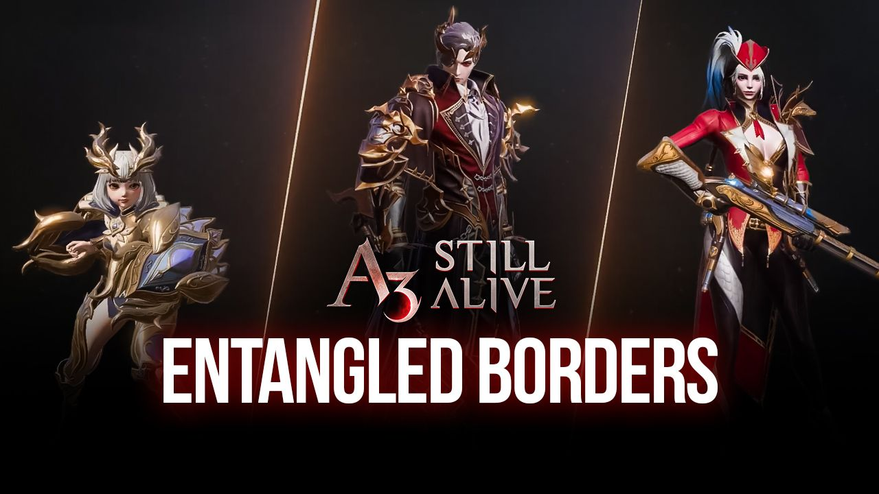 'Entangled Borders' Update is Now Live in A3: STILL ALIVE
