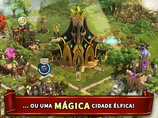 Jogue Elvenar para PC 5