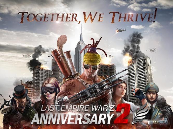 Играй Last Empire — War Z: Стратегия На ПК 14