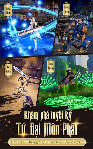 Chơi Kiếm Khách VNG on PC 4