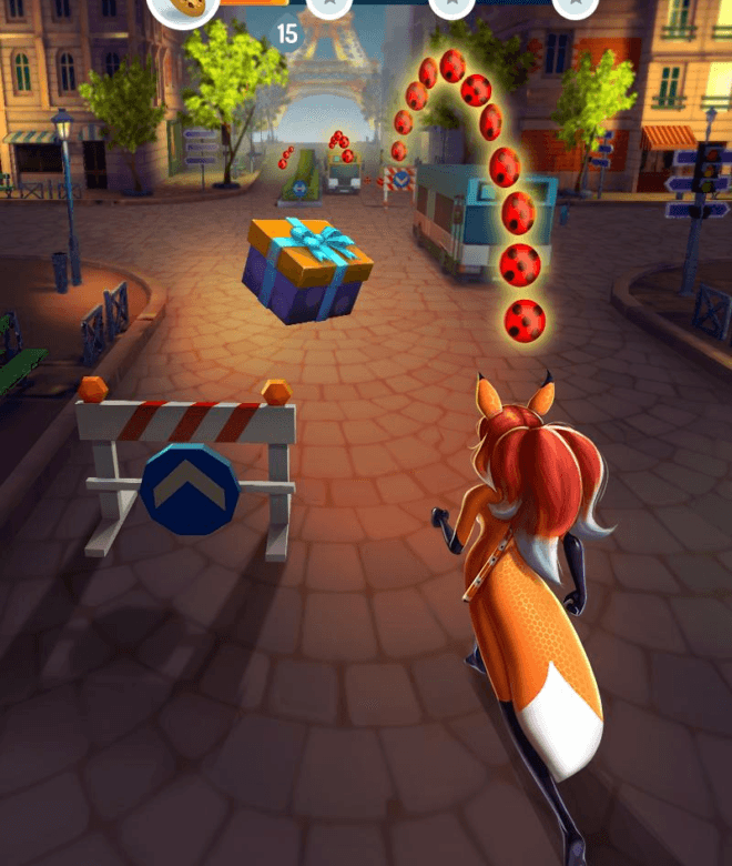 Play 미라큘러스 레이디버그와 블랙캣 – 공식 게임 on PC 7