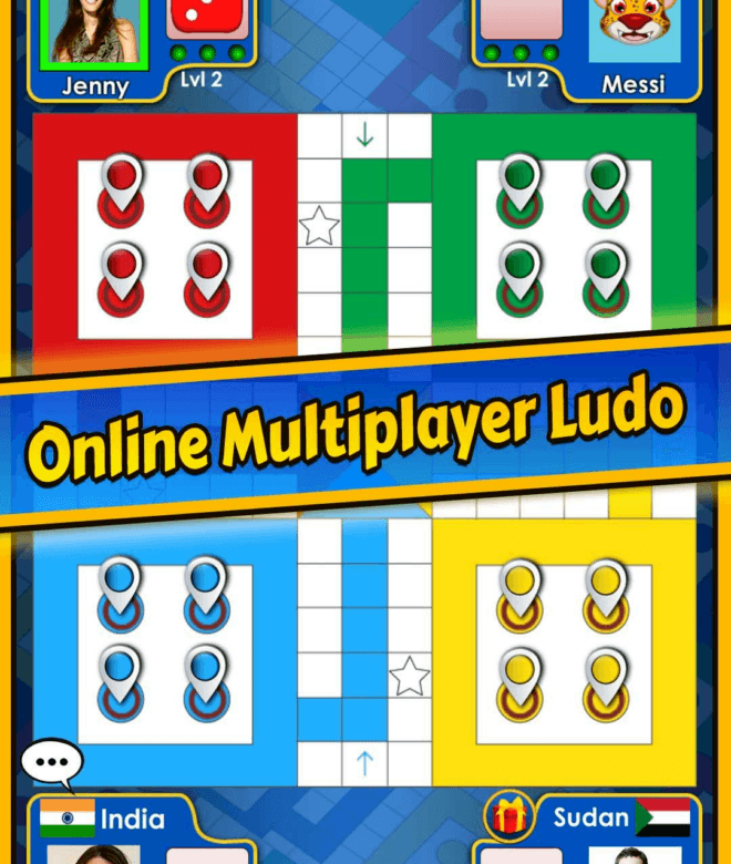 Download Ludo King™ on PC with BlueStacks