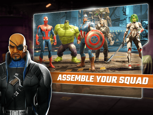 Play MARVEL Strike Force on PC 9