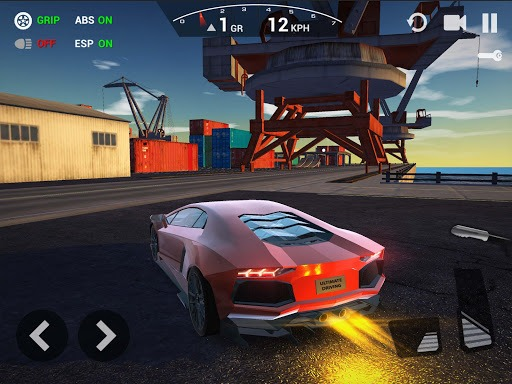 Играй Ultimate Car Driving Simulator На ПК 16
