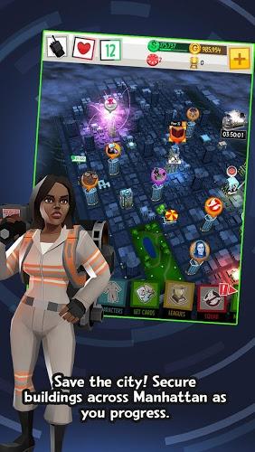 Играй Ghostbusters™: Slime City На ПК 5