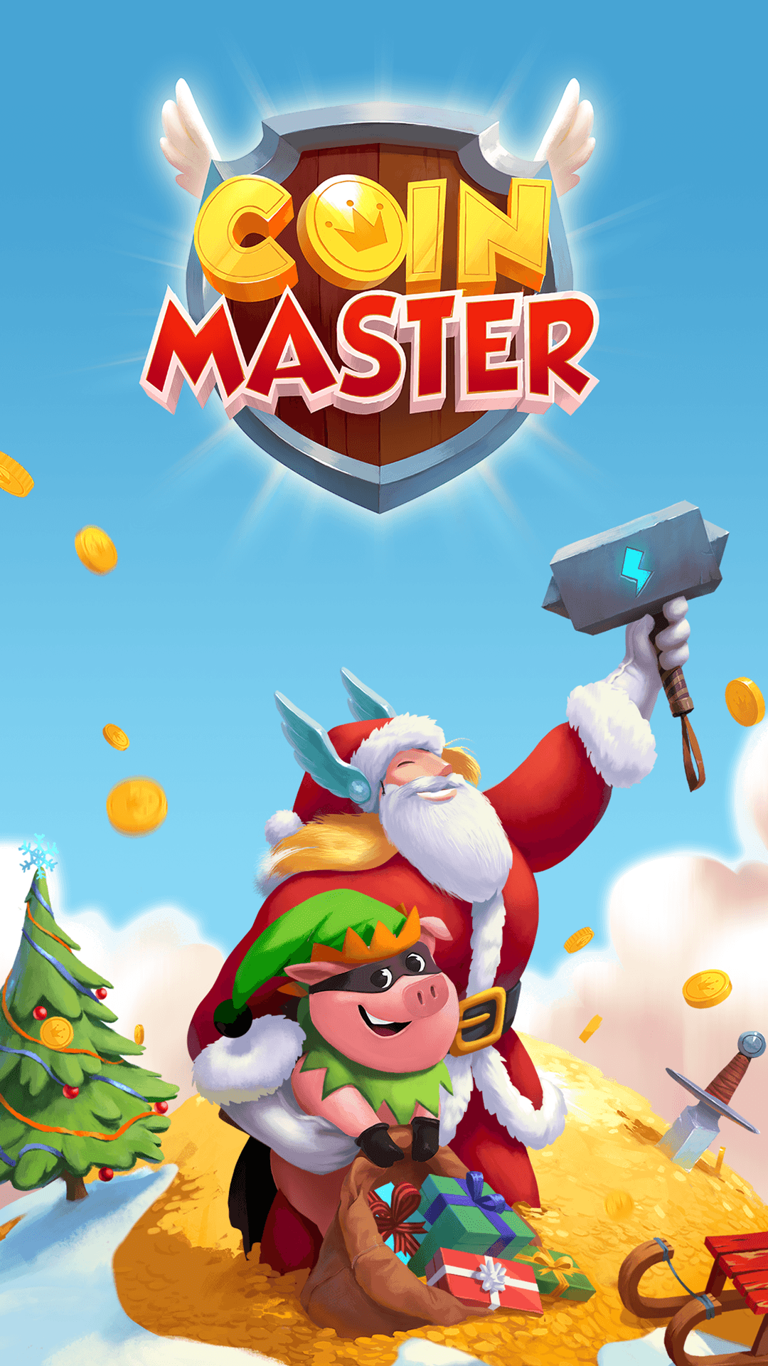 Free Coins Coin Master