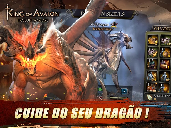 Jogue King of Avalon: Dragon Warfare para PC 16