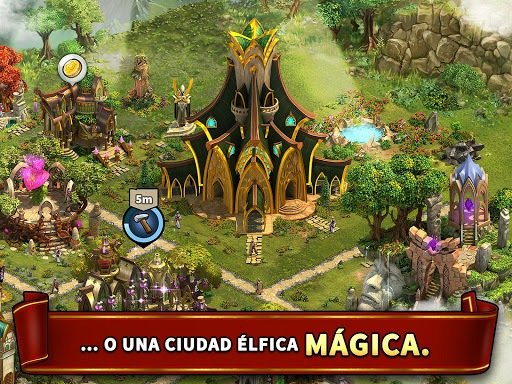 Juega Elvenar en PC 5