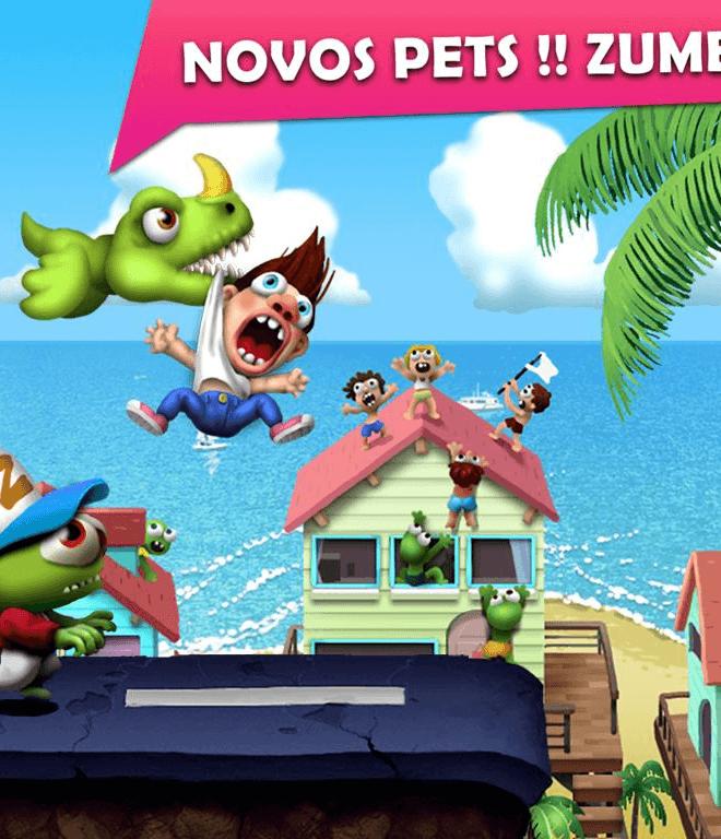 Jogue Zombie Tsunami para PC 13