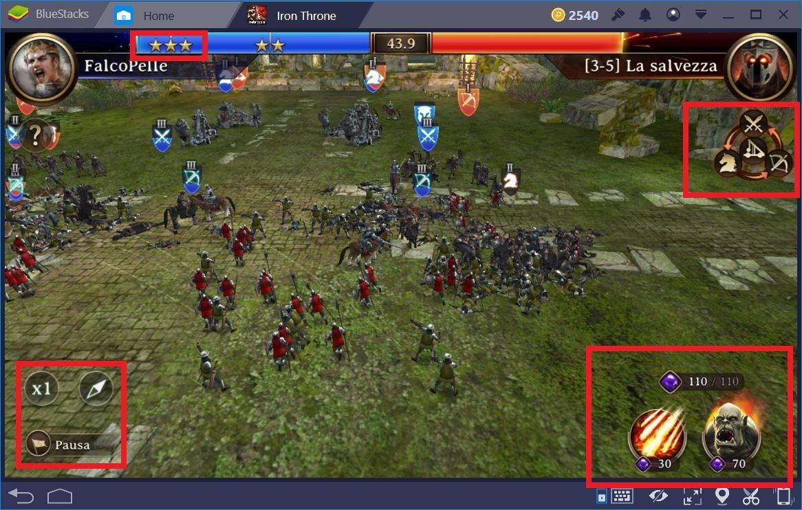 Iron Throne: Guida alle Modalità e alla Battaglia