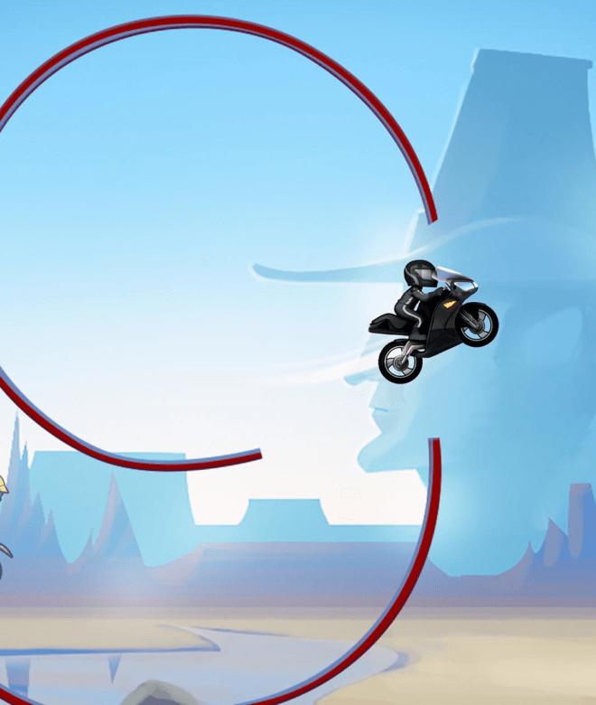 Играй Bike Race На ПК 7