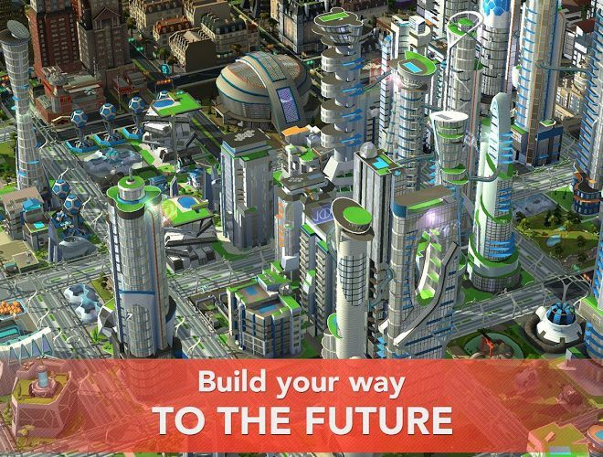 Play SimCity BuildIt on PC 4