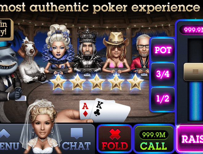 즐겨보세요 Fresh Deck Poker on pc 8